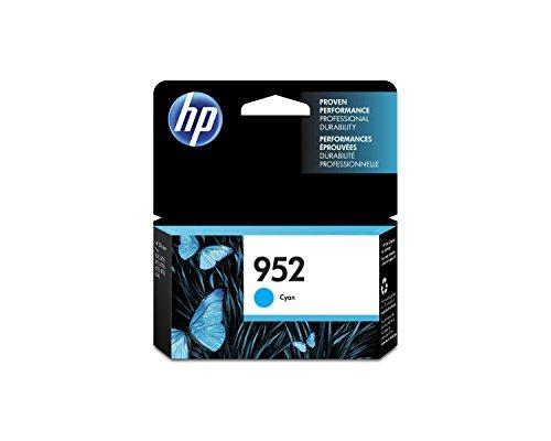 HP 952 Cyan Original Ink Cartridge (L0S49AN)