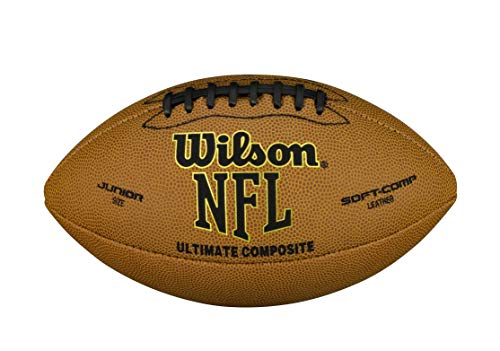 "Wilson ""Ultimate"" Composite NFL Junior Football"