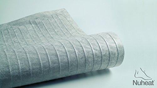 240 V, 60''x36'' Nuheat Standard Mat by nuheat