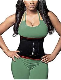 Camellias Waist Eraser - Sweat Waist Trimmer Ab Trainer Corset Weight Loss Men Women