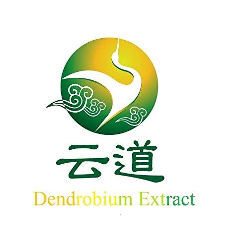 (Free Shipping Dendrobium Extract 20:1 Powder 1KG, Fimbriate Dendrobium)