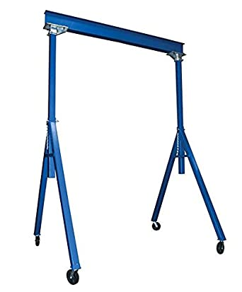 Bear Claw A Frame Hoist - BAHS Series; Capacity (LBS): 6, 000; Beam ...