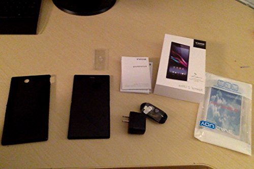 Sony z ultra c6806 lte 16gb, black, google play edition (with.