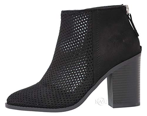 Women Shoes MVE Ankle r Black Casual Bootie 1vqqOw5Hx