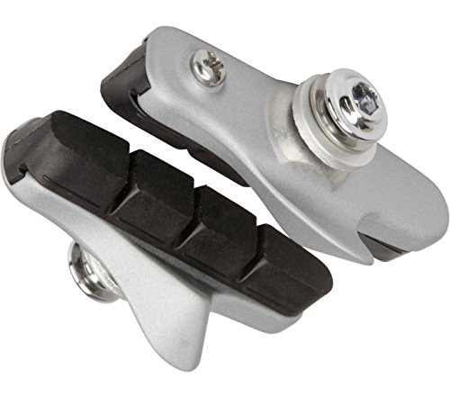 Shimano 88T98040 - Zapatas 1 Par Completas Br-5800, color plata