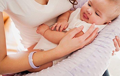 Milk Bands Breastfeeding Reminder Nursing Bracelet Lilac