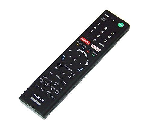 OEM Sony Remote Control Originally Shipped With: XBR65X930D, XBR-65X930D, XBR75X850D, XBR-75X850D, XBR75X940D, XBR-75X940D
