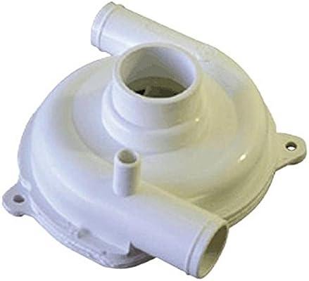 Tapa bomba lavado motor lavavajillas SMEG - - Amazon.com