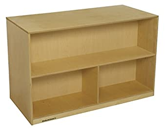 Amazon.com: Childcraft 2601 Mobile Double-Sided Storage ...