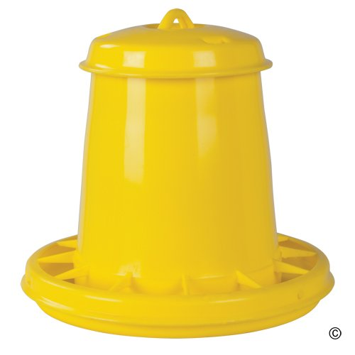 Saturn 3 Poultry Feeder - 3 lb by Premier 1 Supplies