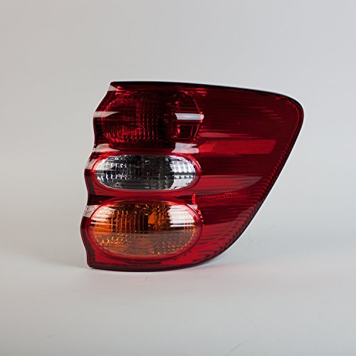 TYC 11-6103-00-1 Replacement Tail Lamp (TOYOTA SEQUOIA)