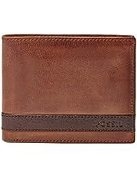 Men's Quinn Leather Bifold Flip ID Wallet