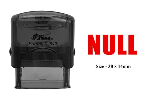 Charming NULL Self Inking Rubber Stamp Customized Shiny S-842 Workplace Stationary Stamp  Opinions