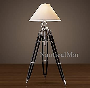 Royal Marine Tripod Floor Lamp Amazon