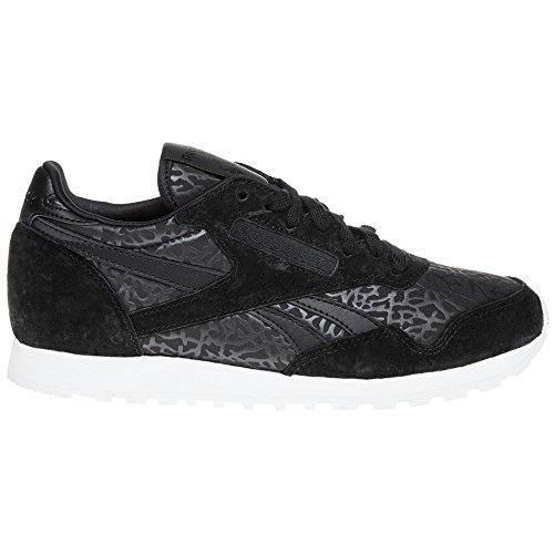 II Runner Gallery Noir Paris Reebok Femme Mode Baskets S64P6tw