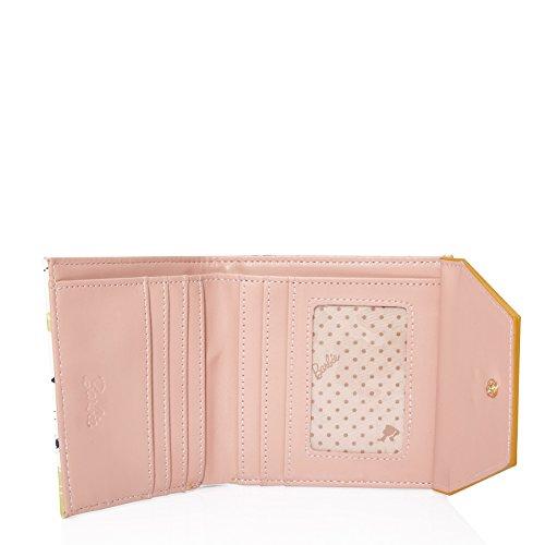 Barbie Cartera carta de Serie Moda con estumpado cartera plegado para mujer chica 1