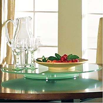 Steve Silver Avenue 22 In. Lazy Susan