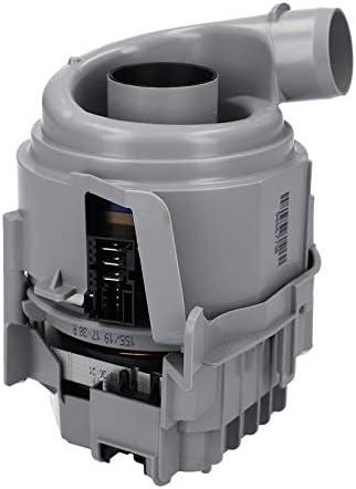 Bomba de calefacción Bomba de circulación Calentador de flujo Calentador Lavavajillas Lavavajillas para Bosch Siemens 12019637