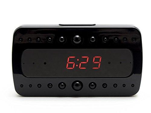Mini Gadgets MCC1080nv Full HD Miniclock Camera with Night Vision by Mini Gadgets