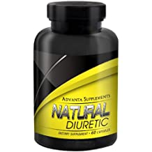Natural Diuretic Water Pill Guaranteed To Eliminate Water Retention