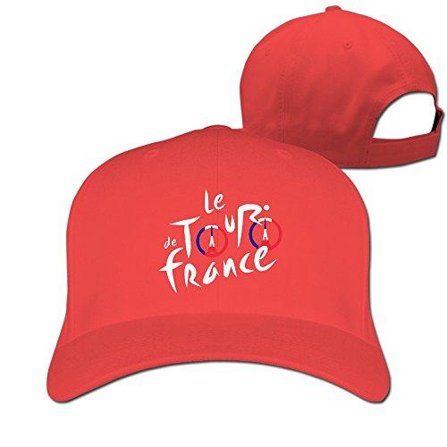 - Tour De France Cycling Pray For Nice Paris France Baseball Snapback Cap Red