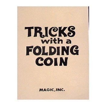Tricks With A Folding Coin -