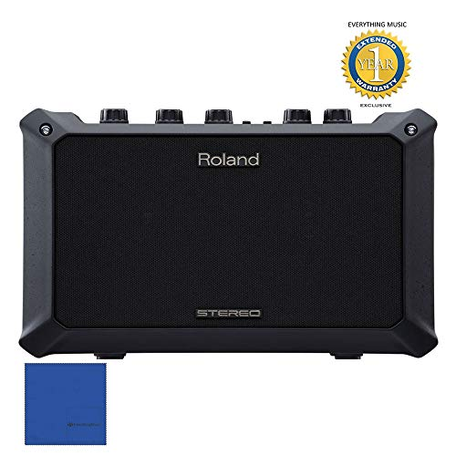 - Roland MOBILE AC Acoustic Chorus Battery-Powered Acoustic Guitar Amplifier with 1 Year Free Extended Warranty