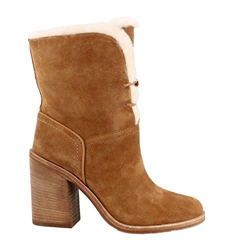 UGG Womens Jerene Boot Chestnut Size 5.5