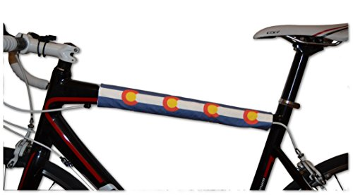 BikeWrappers: Colorado Reflective Top Tube Wrap by BikeWrappers (Image #2)