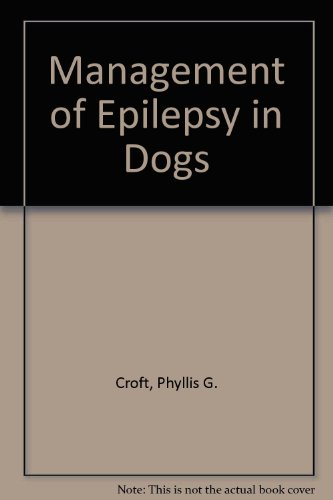Management of Epilepsy in Dogs