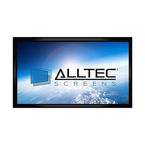 Alltec Screens ATS-FF100 Fixed Frame HDTV Format Projector Screen 100