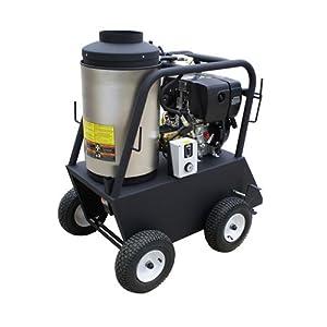 Q Series 2500 PSI Diesel Hot Water Gas Pressure Washer
