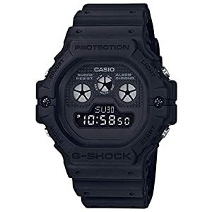 41d7qMZ33IL. SS300  - CASIO G-SHOCK DW-5900BB-1JF Mens Japan Import
