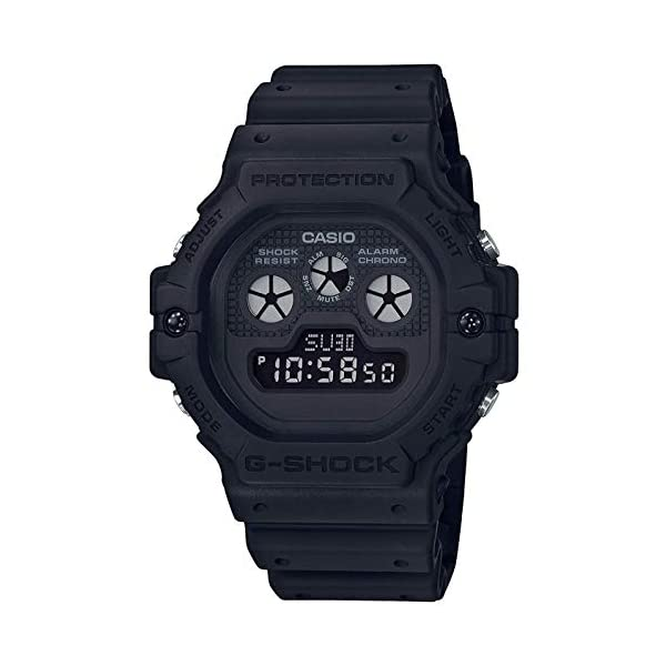 41d7qMZ33IL. SS600  - CASIO G-SHOCK DW-5900BB-1JF Mens Japan Import