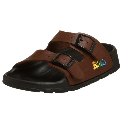 Birki's Toddler/Little Kid Haiti Sandal,Basic Brown,28 N EU (US Toddler 10-10.5 N)