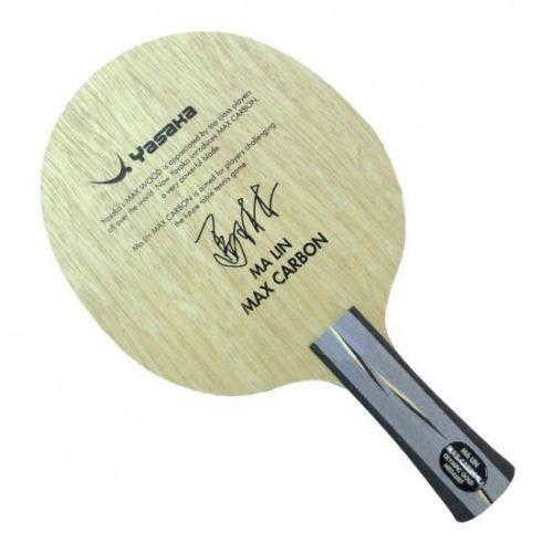Amazon.com: YASAKA Ma Lin Max - Hoja de tenis de mesa de ...