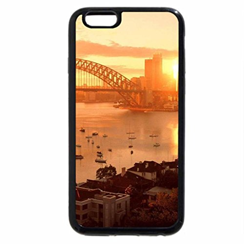 iPhone 6S / iPhone 6 Case (Black) Sydney.