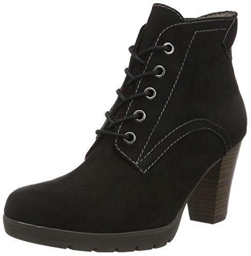 Tamaris 25122, Bottes Classiques Femme Noir (Black 001)