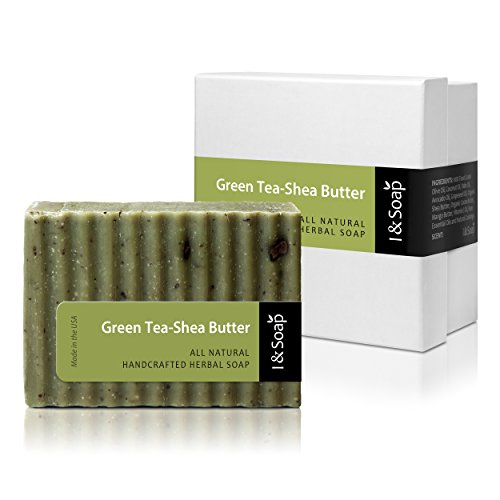SOAP Green Tea Shea Butter Soap product image