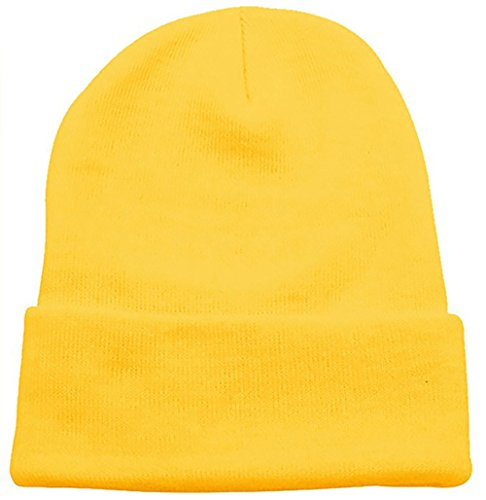 PZLE  (Yellow Beanie Hat)