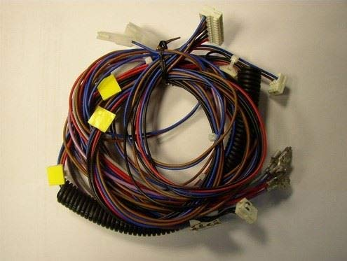 Thetford Wiring Loom Harness for C250S Cassette Toilet: