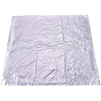 Ujuuu 180 Pcs Disposable Foot Tub Liners Foot Bath Plastic Bags for Foot Pedicure Spa, 25.6X21.7 inch