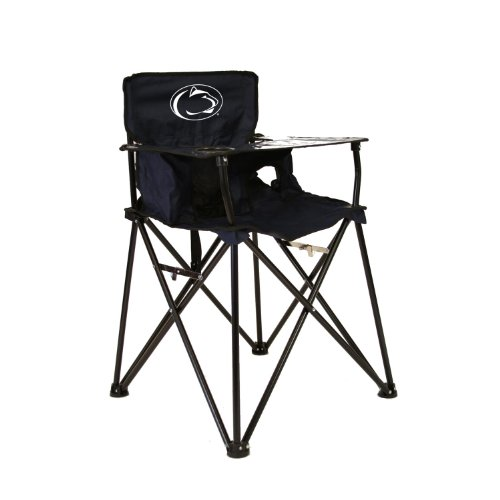 PENN STATE NITTANY LIONS NCAA ULTIMATE TRAVEL CHILD HIGH CHAIR