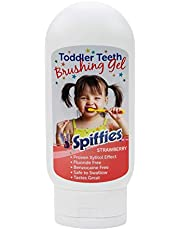 Spiffies I Can Brush Solution, Strawberry, 4 oz