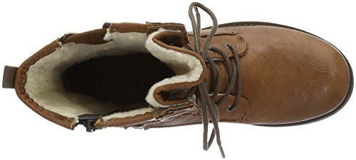 Brown 1139 Mustang 630 Ankle Boots Kastanie Women's dXggpqrawF