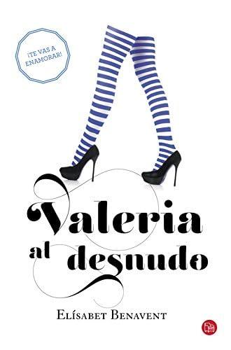 Descargar gratis Valeria Al Desnudo de Elisabet Benavent