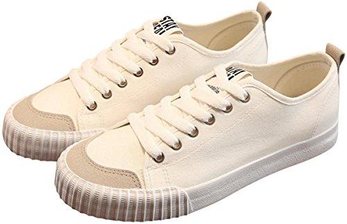 Satuki Canvas Schoenen Voor Heren, Casual Klassiek Veterschoen Zacht Atletisch Lichtgewicht Sport Flat Fashion Sneakers Zwart