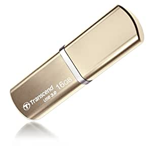 Transcend 16GB JetFlash 820 USB 3.0 Flash Drive (TS16GJF820G)