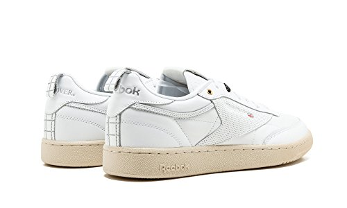 clearance for cheap discount 100% original Reebok Club C CNl White/Pprwht/Black pay with visa online 2FwhHNp