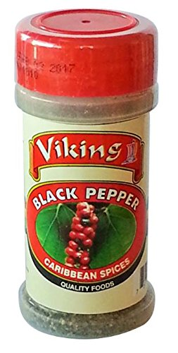 Viking Ground Black Pepper 65g